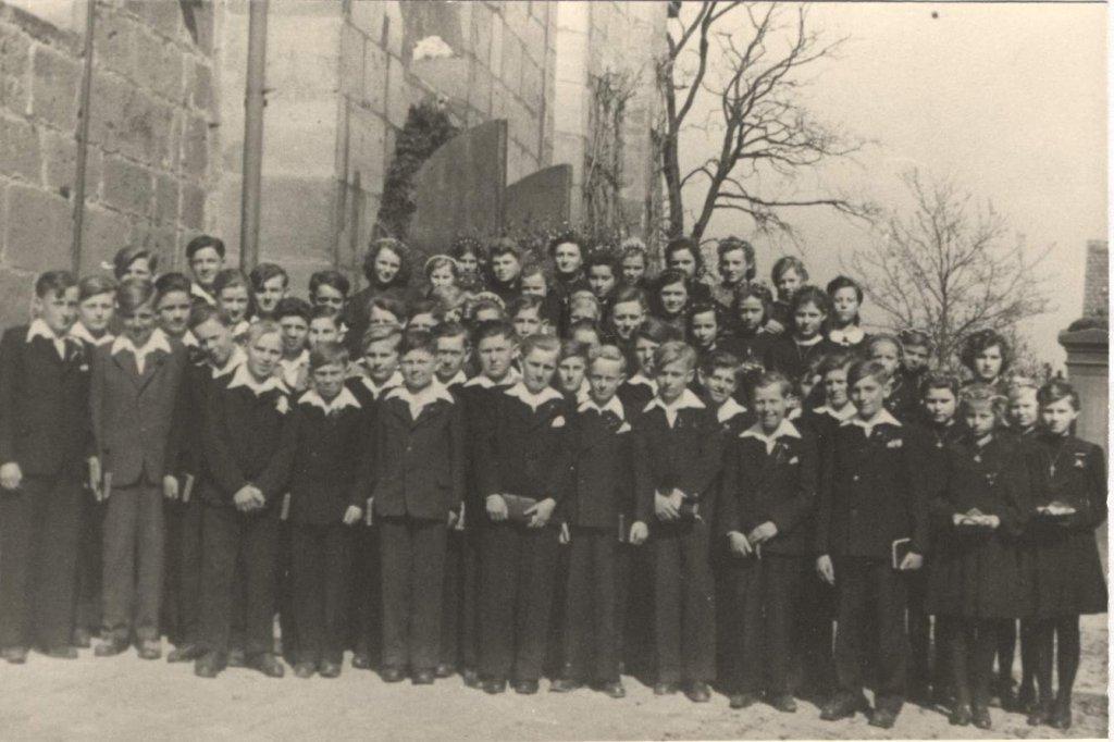 Konfirmanden 1946