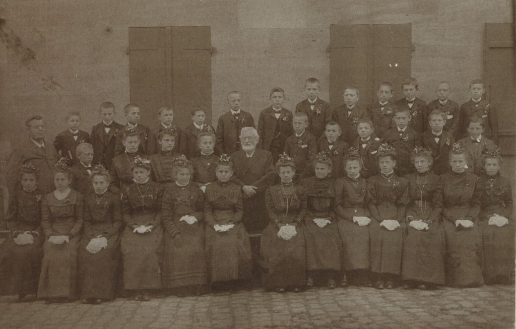Konfirmanden 1912