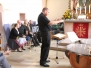 Einführung Posaunenchorleiter Michael Leipenat