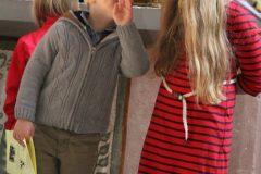 Einweihung der Kinderkrippe