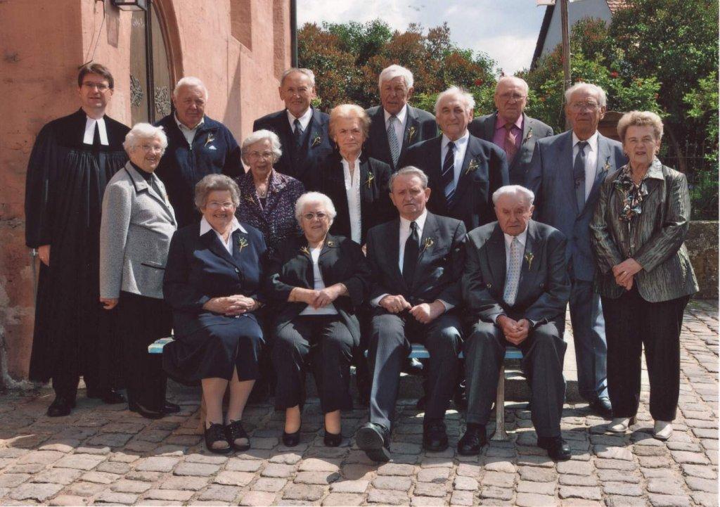 Eiserne Konfirmation 2011