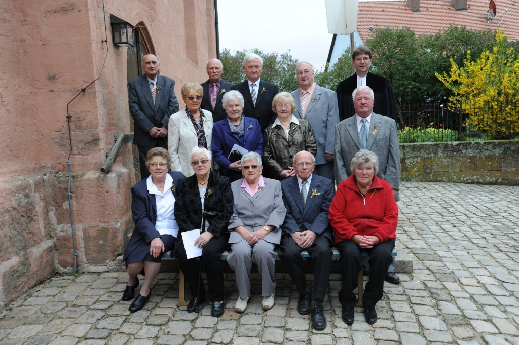Eiserne Konfirmation 2013