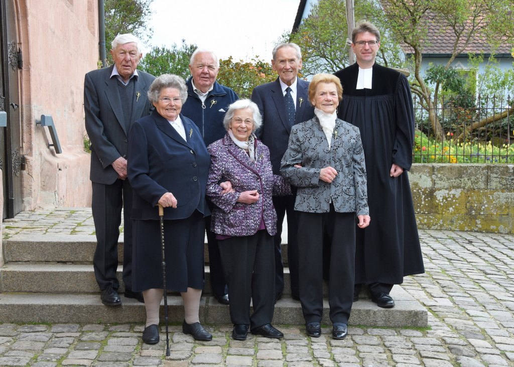 Gnadenkonfirmation 2016