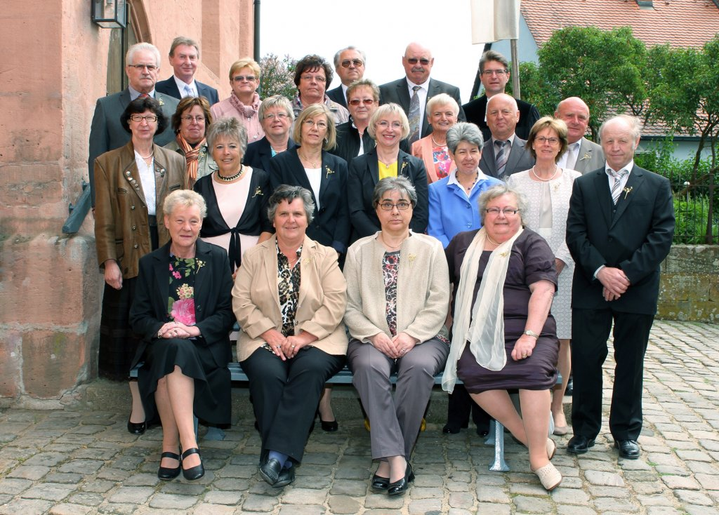 Goldene Konfirmation 2015