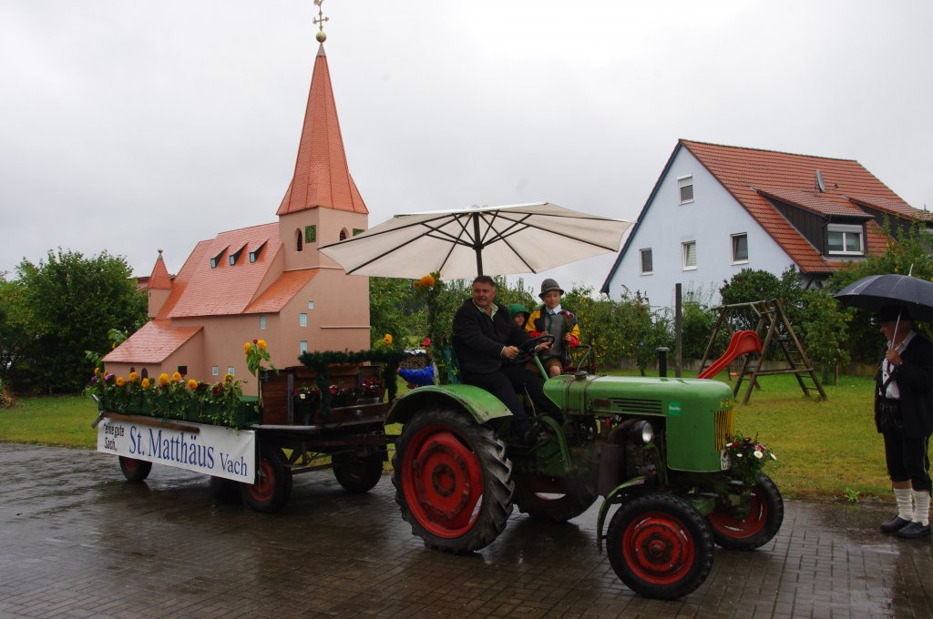 Kirchweihzug 2016