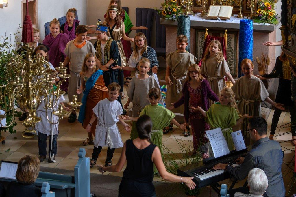 Moses - das Musical