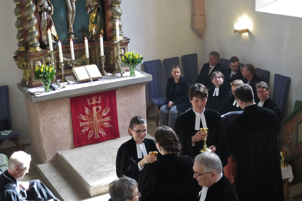 Ordination Vach 11.03.2018