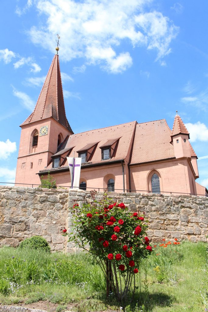 Kirche Vach