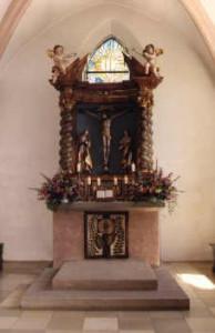 Altar St. Matthäus Vach