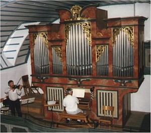 Orgel St. Matthäus