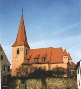 Kirche St. Matthäus