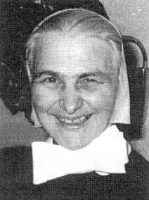 Schwester Marie Eisenmann
