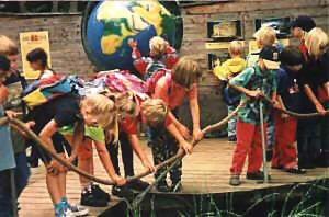 Treffpunkt Kindergarten