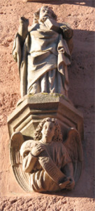 St. Matthäus, Patron der Kirche