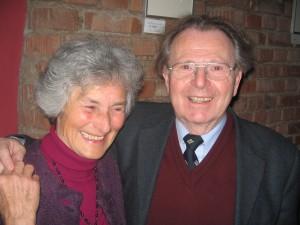 Maria und Fritz Walther