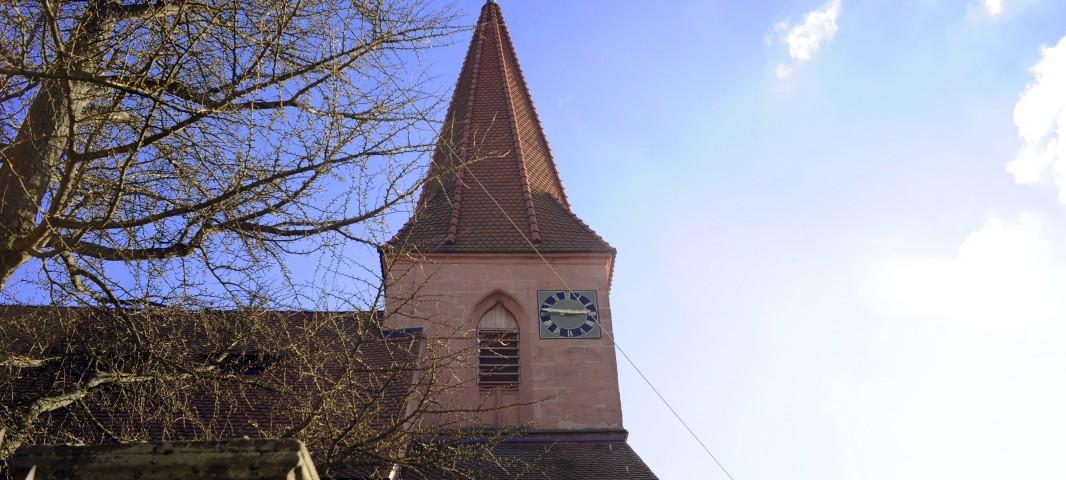St. Matthäus Vach Turm