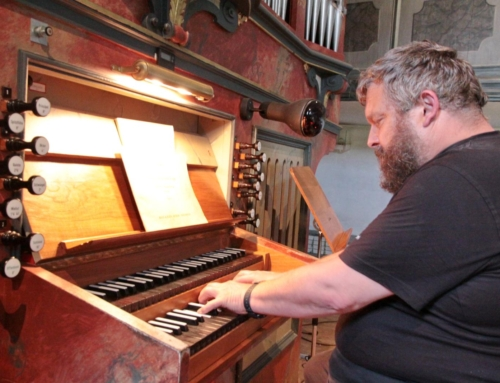 "Orgelvesper: ""Bach in Vach"""