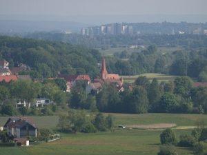 St. Matthäus Kirche Vach