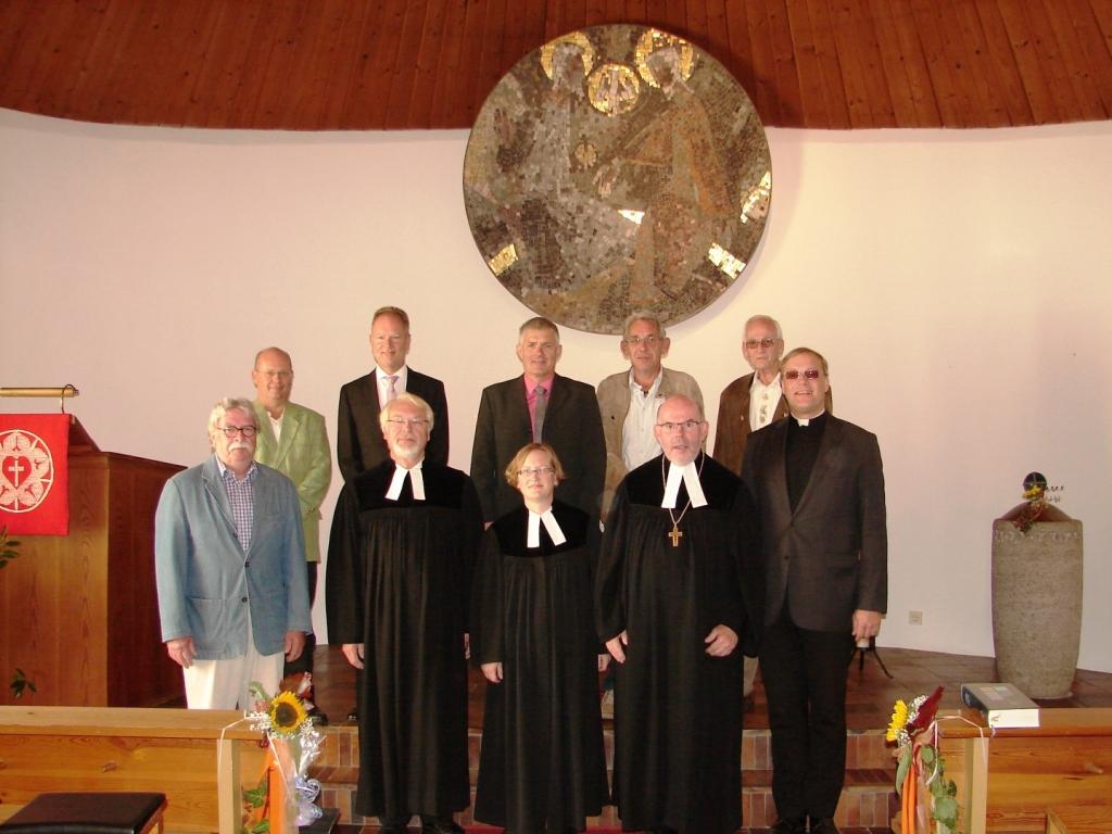 56. Kirchweih in Tann mit Regionalbischof Dr. Martin Weiß