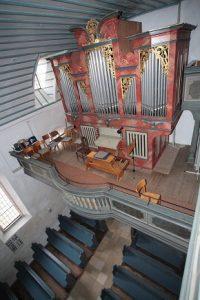 Orgel St. Matthäus Vach