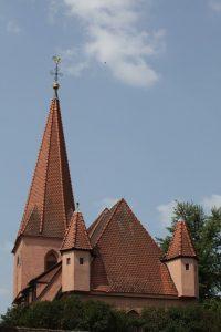 Wehrkirche St.Matthäus Vach
