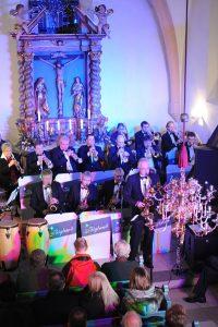 Schaeffler Big Band in Wehrkirche St. Matthäus Vach