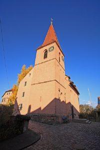 St. Matthäus-Kirche Vach