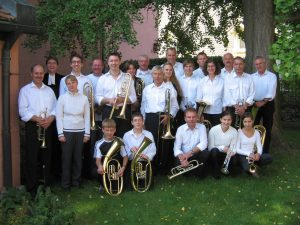 2007: Posaunenchor St. Matthäus Vach