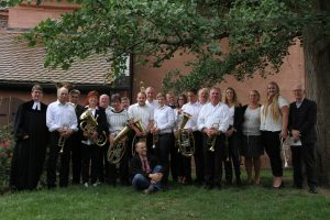 2016: 60 Jahre Posaunenchor St. Matthäus Vach