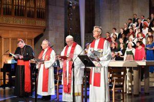 500 Jahre Reformation: Lutheraner und Katholiken gedenken und feiern gemeinsam im schwedischen Lund