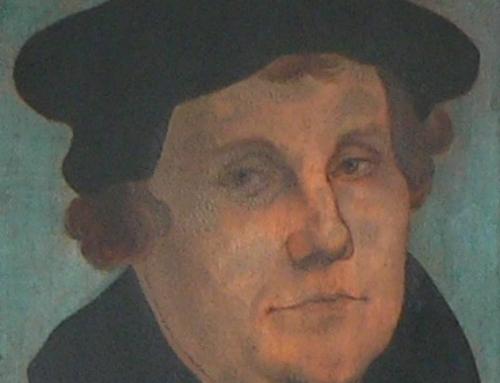 Gottesdienst zum Reformationstag am 31.10.2020