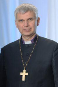 Landesbischof em. Dr. Johannes Friedrich