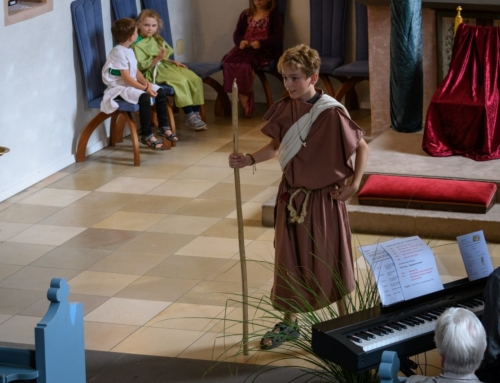 Bilder vom Moses-Musical