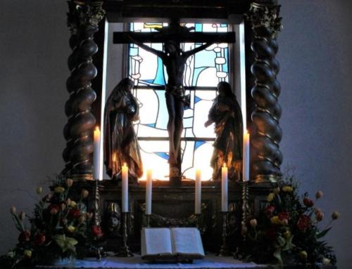 Passion und Ostern 2020: Gottesdienste entfallen!