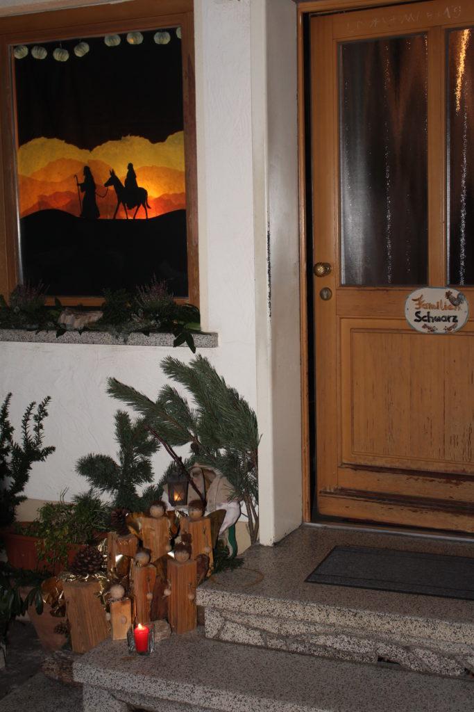 """1.12. Familie Schwarz: """"unterwegs nach Weihnachten"""""""