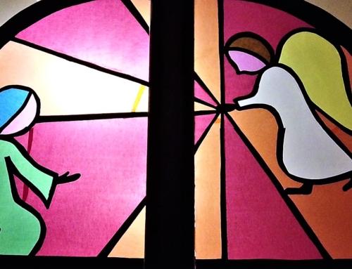 1. Vacher Adventsfensterweg 2020