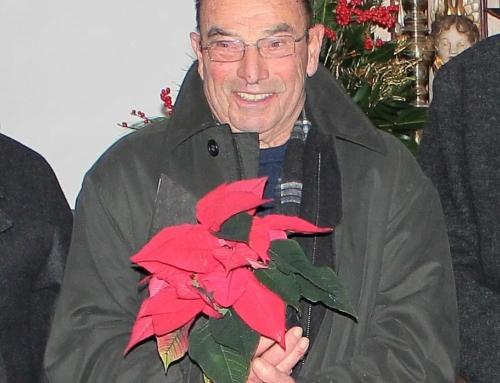 Abschied von Pfarrer i.R. Peter Trojanski