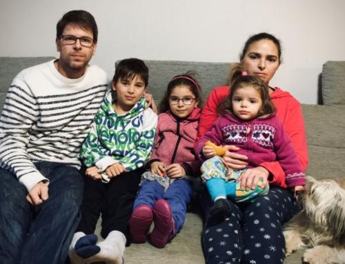 Dringende Stammzellspende für dreifache Mutter benötigt
