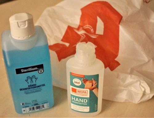 Händehygiene reduziert Ansteckungsgefahr mit Corona-Virus erheblich