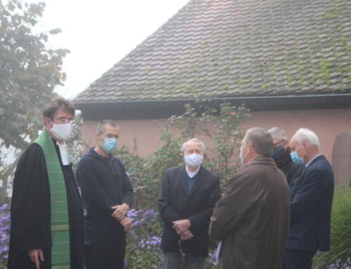 """Männersonntag zum 11. Mal in St. Matthäus; """"Im Schweiße deines Angesichts"""""""
