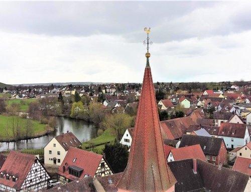 Himmelfahrtsgottesdienst 2021: Statt Solarberg nun in St. Matthäus-Kirche